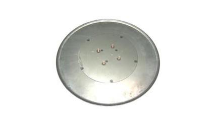 Диск затирочный d600мм 4-х болтовый