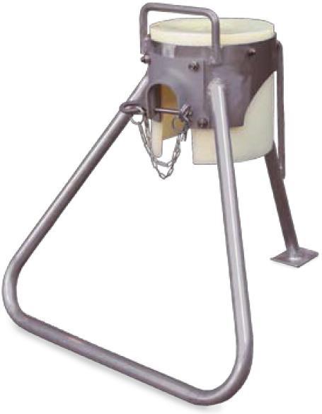 Гаситель приемный с зажимом МТ70