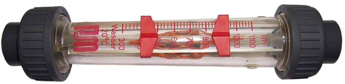 Расходомерная колба для воды MP25 300-1100л