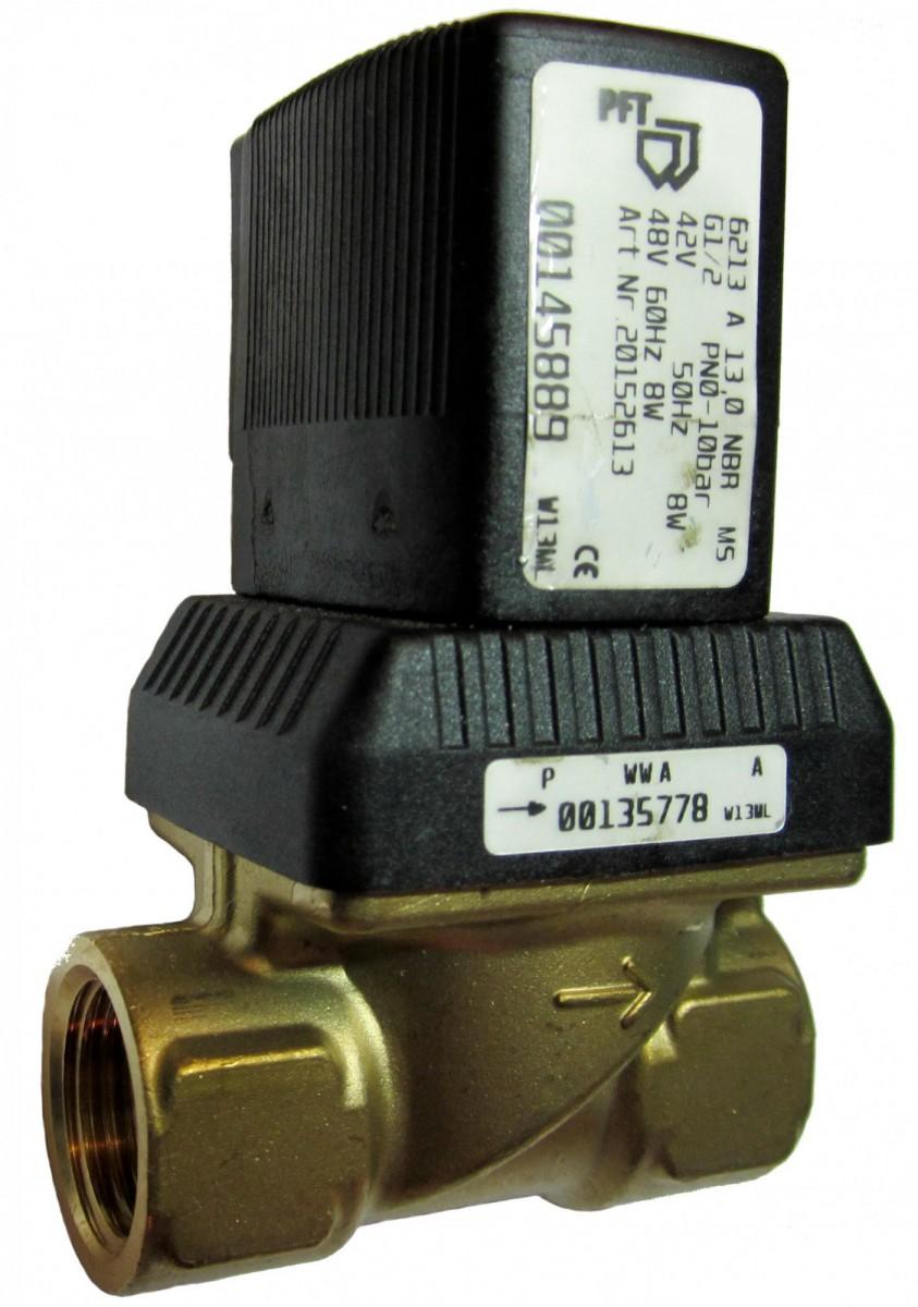 Электромагнитный клапан 42V 1/2'' PFT G4