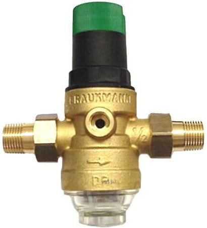 Регулятор давления воды 1/2'' PFT G4
