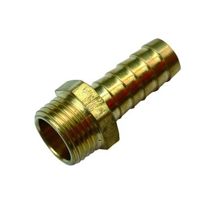 Штуцер для шланга 12 мм с наружной резьбой