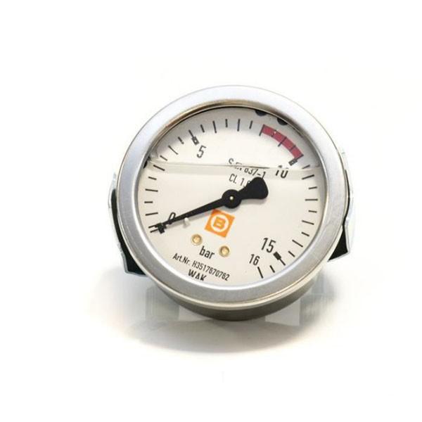 Манометр давления воздуха смесителя
